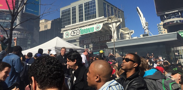 Lots of legal 420 events on Saturday