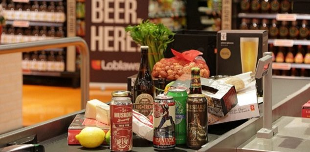 Beer and cider coming to more grocery stores in April 2018 ...