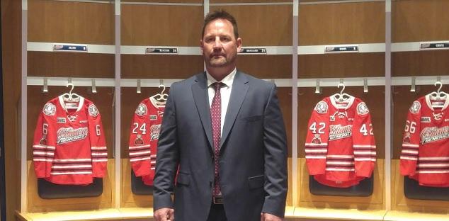 348945c6e75 Greg Walters named new head coach of Oshawa Generals