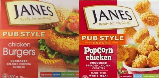 Recall Of Janes Chicken Triggered By Foodborne Illness Outbreak