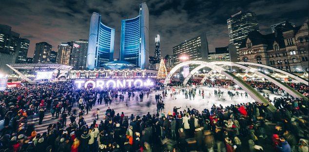 Toronto scales back New Year's Eve celebrations , Ottawa cancels