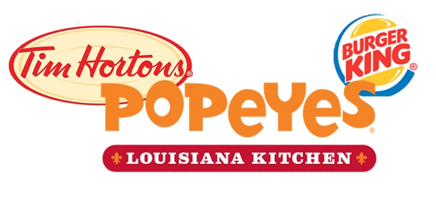 Owners of Tim Hortons and BK buys Popeyes Louisiana Kitchen