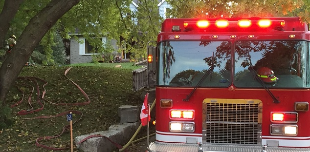 Possible Electrical Fire Causes $200,000 Damage In Scugog