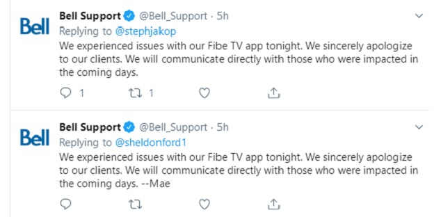 Bell Fibe TV app cuts out during Raptors' game again | Durham Radio News