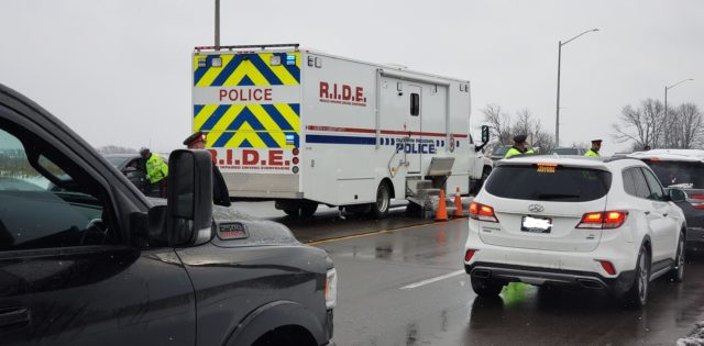 Week one of Durham Festive RIDE sees eight charged - durhamradionews.com