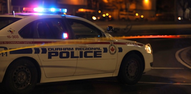 Naked man found with stab wounds on Oshawa street