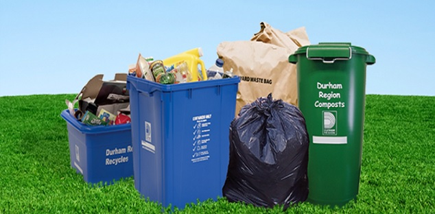 Garbage collection changes in Oshawa and Whitby for Civic Holiday week