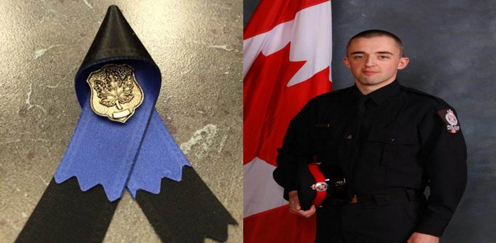 Edmonton police officer shot and killed   Durham Radio News