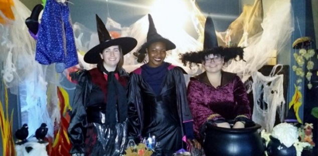 Halloween Haunt takes over Kids' Safety Village in Whitby