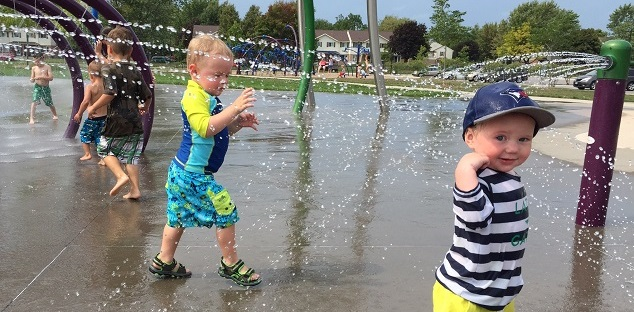 Oshawa has plenty of options to stay cool during the heat