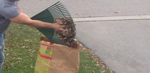 Leaf and yard waste collection coming to a close for most of Durham