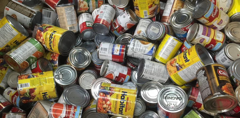Durham food banks getting a boost thanks to donation