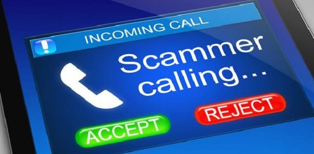 Police ask that only victims come forward as they are overloaded with  reports of scam calls ...