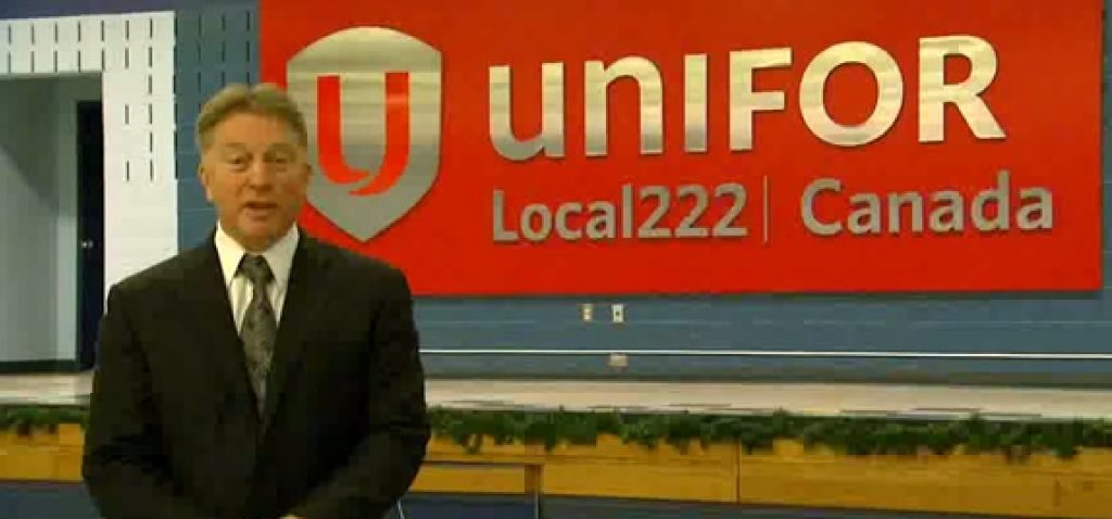 Reaction from union representing GM workers in Oshawa on