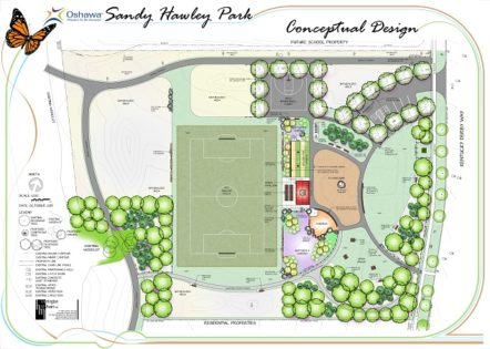 Oshawa asking for help with new playground at future park