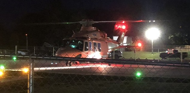 Man airlifted with serious injuries after being thrown from motorcycle in Scugog