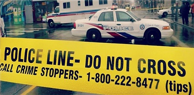 Good Samaritan stabbed trying to help woman being abused in Toronto: police