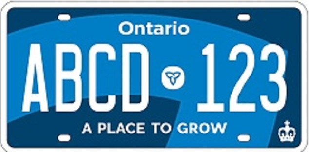Government Probes Complaints About Ontario S New Licence Plates