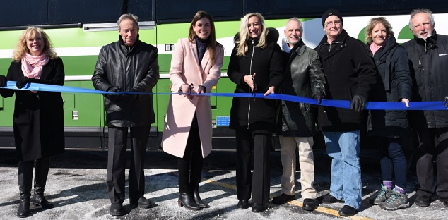 New Park n' Ride lots open in Oshawa and Courtice