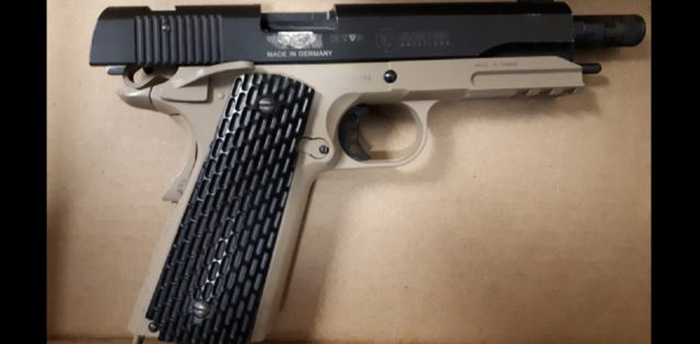 Durham police seize loaded gun from alleged impaired driver in Whitby