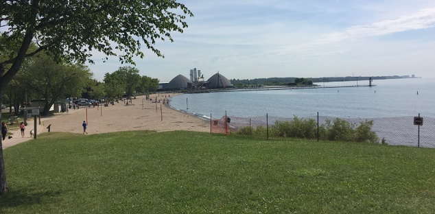 Kite surfer rescued from Lake Ontario in Oshawa