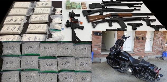 Police make major dent in drug trafficking network linked to