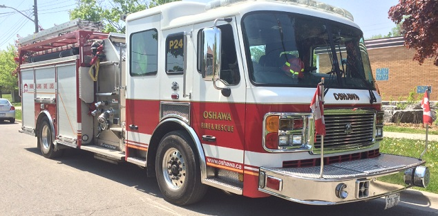 Province investing in Oshawa, Clarington and Scugog fire departments