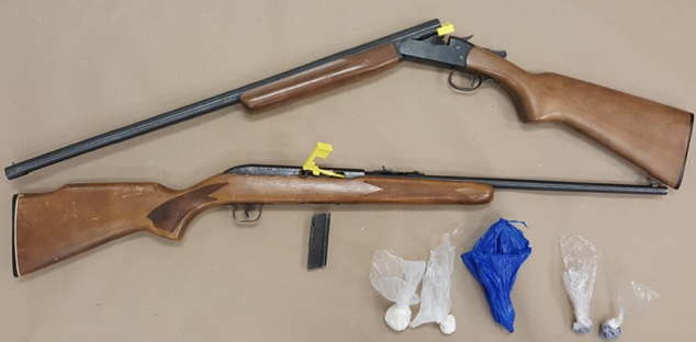 Guns and drugs seized from Oshawa home