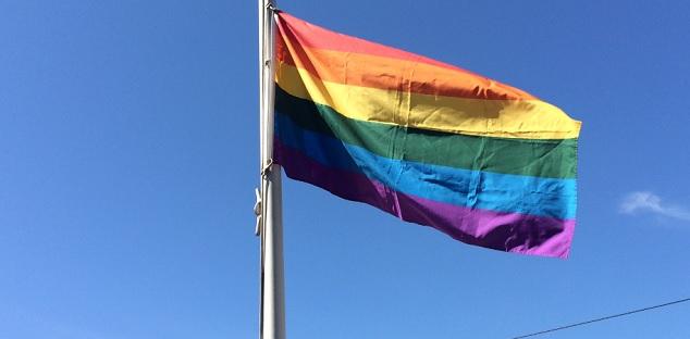 Community rallies around Oshawa cafe after Pride flag stolen