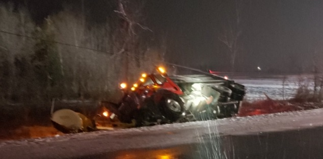 Scugog man driving snow plow facing impaired charges