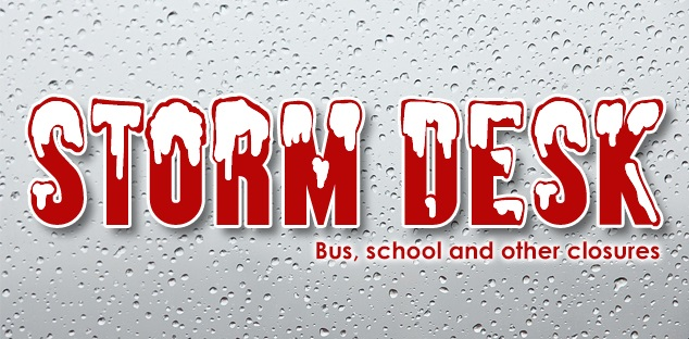 School bus cancellations for February 21